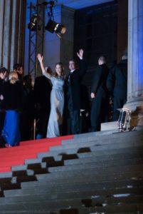 Angelina Jolie & Brad Pitt, Berlinale - Gendarmenmarkt