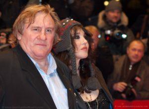 Isabell Adjani, Gérard Depardieu