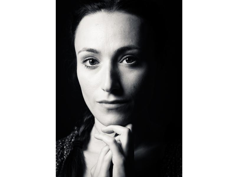 Arijana Antunovic, Portrait von Bernhard Volkwein - Photography