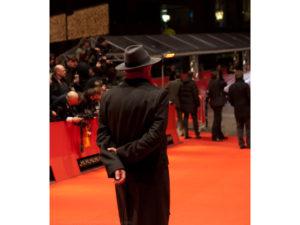 Warten auf die Stars mit Dieter Kosslick! Berlinale Palast - Red Carpet