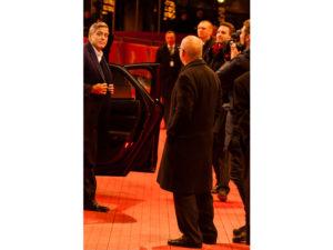 George Clooney - Berlinale Palast - Red Carpet