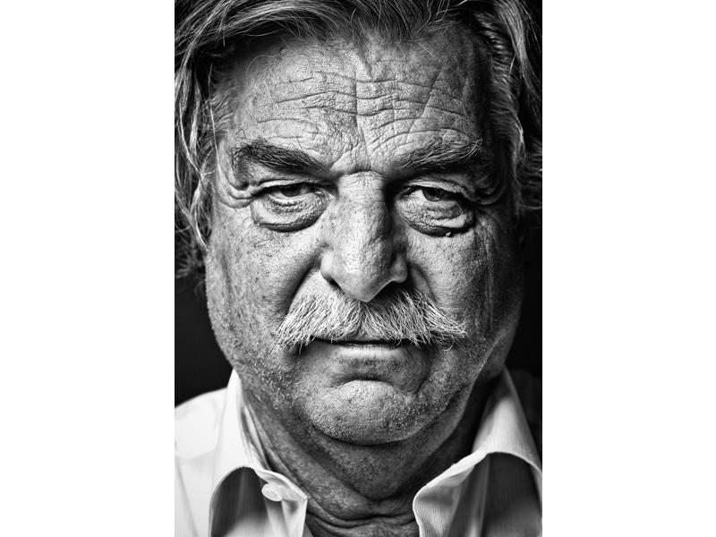 Portrait von Bernhard Volkwein
