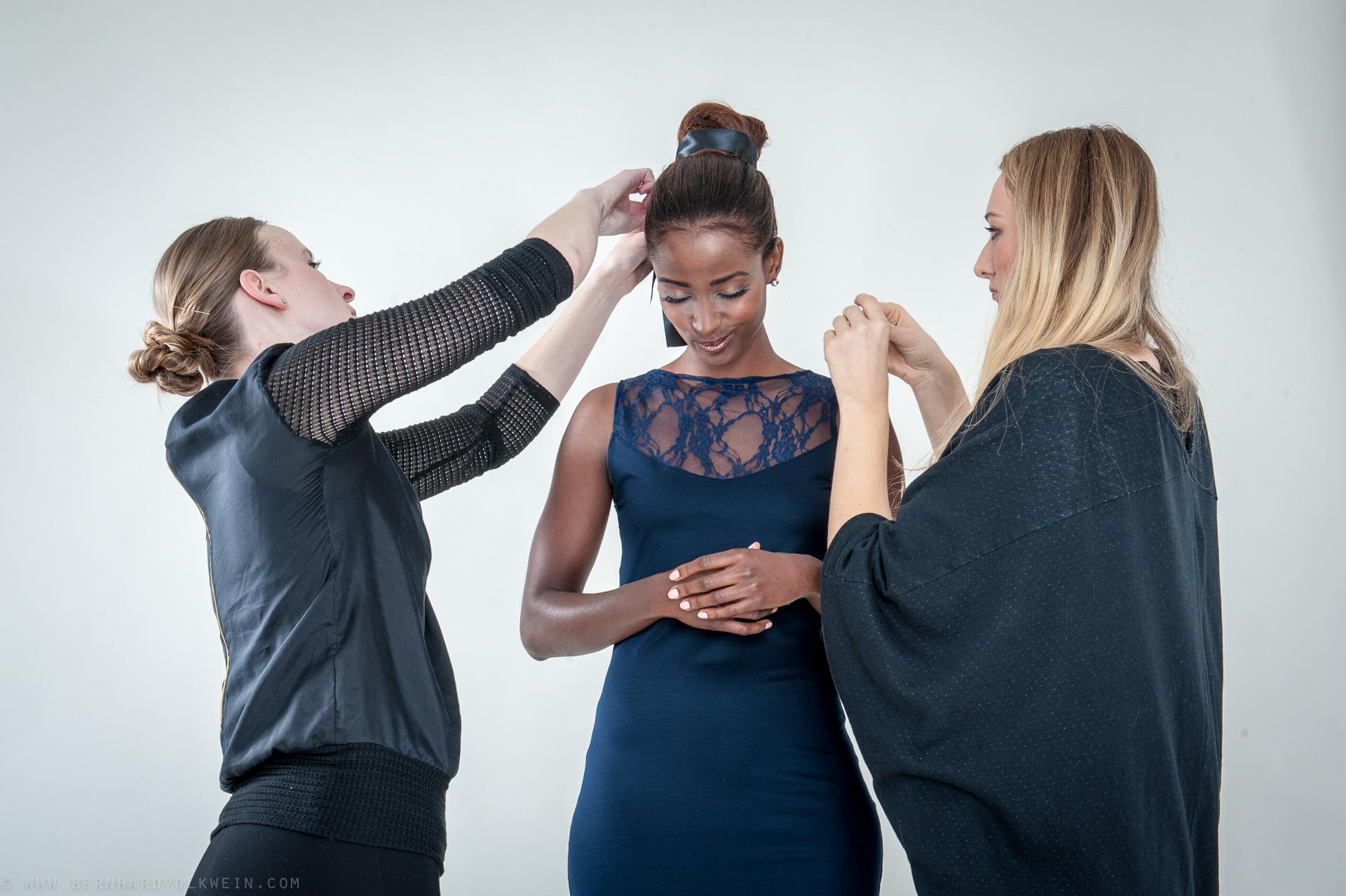 Fashion Shooting with Prussia Janna Lenartz & Monique Bredow