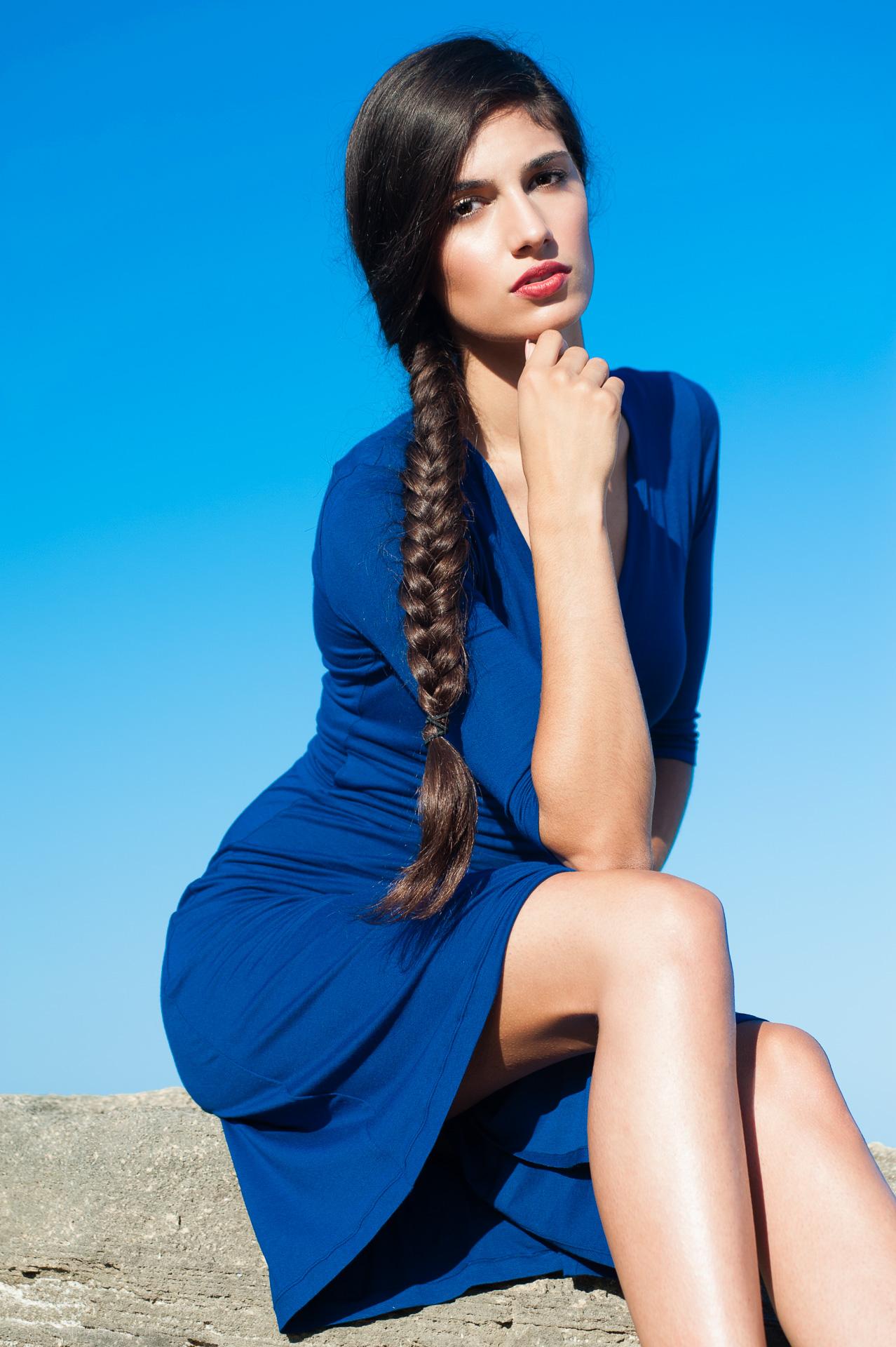 Mallorca - Fashionshooting mit Vicenca Petrovic