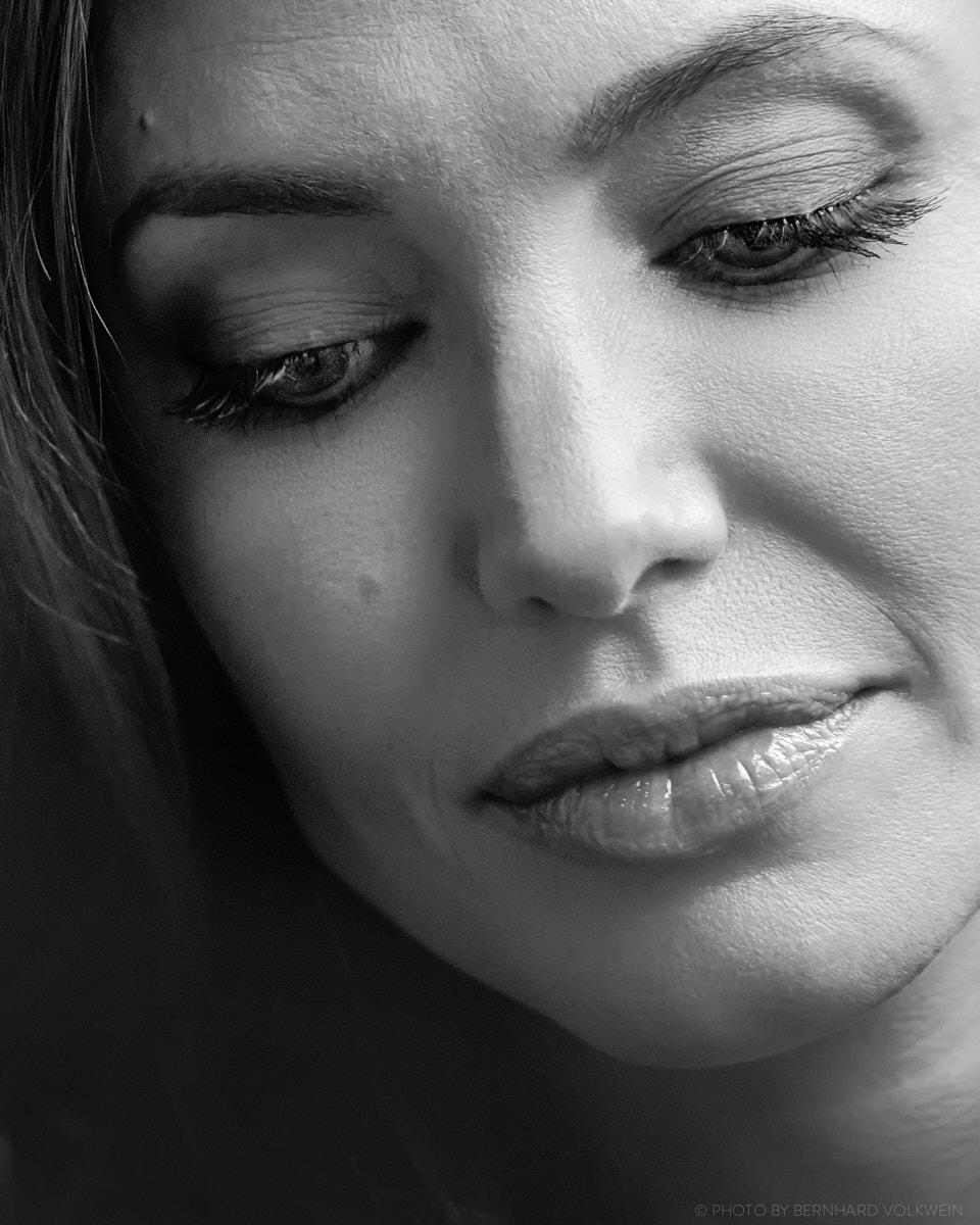 Angelina Jolie by Bernhard Volkwein