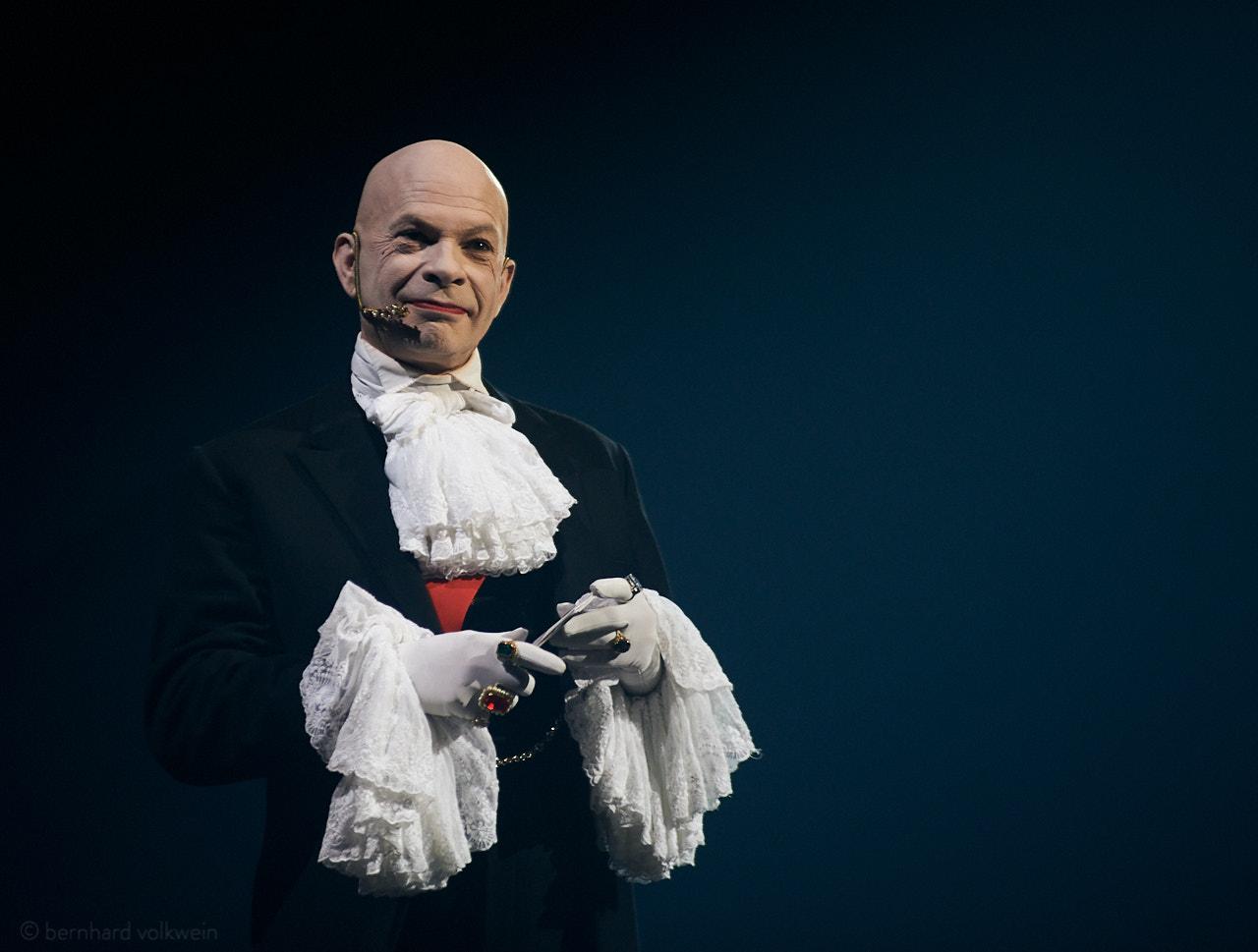 Calixte de Nigremont by Bernhard Volkwein, Le Festival Mondial du Cirque de Demain, Paris