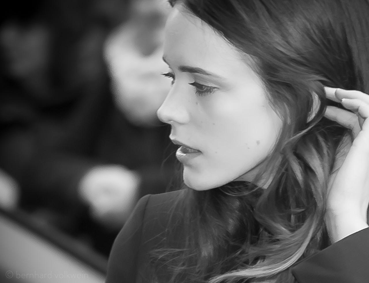 Stacy Martin by Bernhard Volkwein